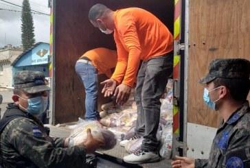 Más de 120 mil libras de alimentos están preposicionadas para atender a afectados por huracán Eta