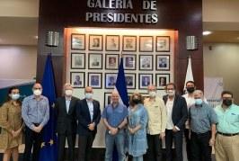 La Unión Europea muestran interés en trabajar junto al sector empresarial