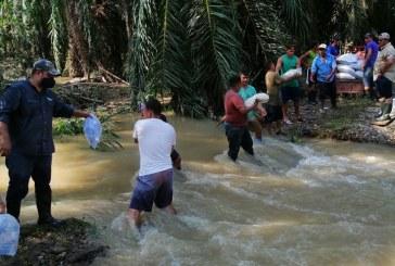 Grupo Jaremar destina 25 contenedores con ayuda humanitaria para apoyar damnificados por ETA e IOTA