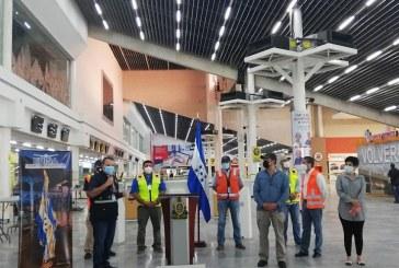 Rehabilitado para vuelos nacionales el Aeropuerto Ramón Villeda Morales de San Pedro Sula