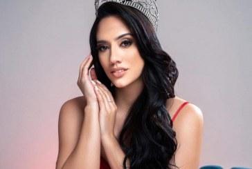 Cecilia Rossell es Miss Honduras Universo 2020