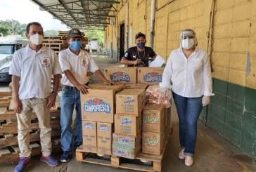 Grupo Jaremar beneficia por segunda ocasión con sus productos líderes a 35 asilos de ancianos en Honduras