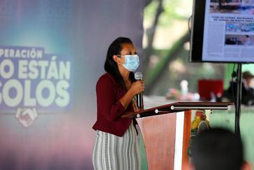 300 microempresarios del Valle de Sula beneficiados con proyecto impulsado por el Gobierno