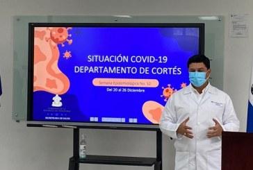 Por alta afluencia de personas: la Secretaría de Salud advierte un alza de casos de covid-19 para el mes de enero