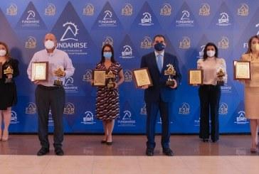 FUNDAHRSE realiza su primera ceremonia virtual para resaltar la labor de 67 empresas y un gremio socialmente responsable