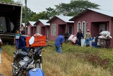 Primeros damnificados de tormentas Eta e Iota reciben viviendas del Gobierno