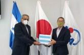 Comité Olímpico Hondureño recibe lote de mascarillas donación de la Alcaldía de Katashina y JICA