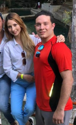 Anahi Castillo y Stuar