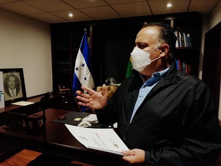 Corporación Municipal aprueban declaratoria de  emergencia humanitaria y sanitaria en San Pedro Sula