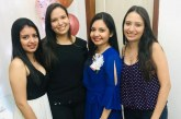 Bridal shower en honor a  Zury Estrada