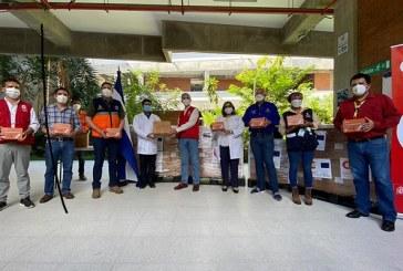 Cooperación Española entrega a Secretaría de Salud 24.000 pruebas rápidas para detección de covid-19