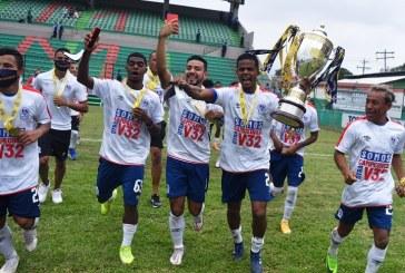 Olimpia se corona campeón al vencer 1-0 a Marathón