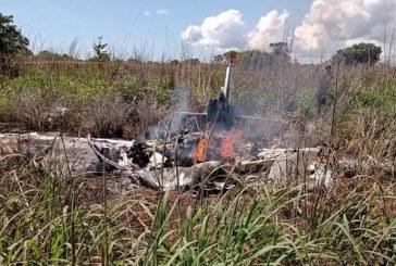 El presidente y cuatro futbolistas del Palmas Fútbol y Regatas de Brasil mueren en accidente aéreo