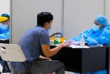 Para contener la pandemia: Salud constata en centros de triaje aumento de casos de covid-19 en la zona norte