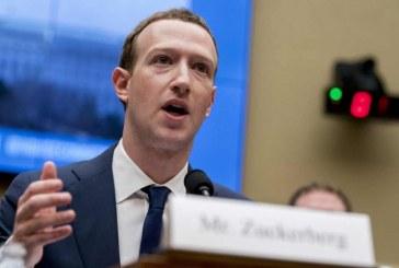 Cuentas de Trump seguirán suspendidas, asegura Mark Zuckerberg