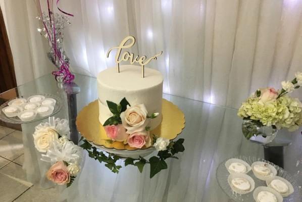 Bridal shower en honor a Zury Estrada