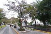 Ante repunte de casos de Covid-19: vuelven a cerrar Parque Central de San Pedro Sula como medida de prevención