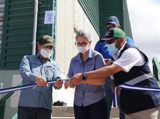Inaugura primera planta exportadora de vegetales única en Centroamérica