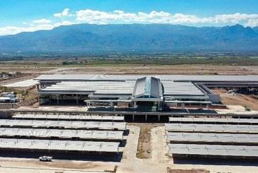 Anuncian que Aeropuerto de Palmerola abrirá las puertas al mundo el próximo mes de octubre