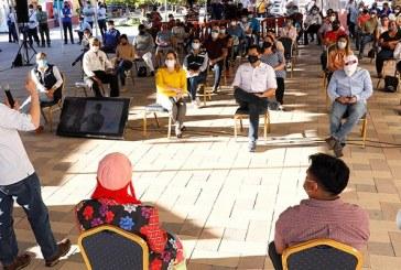 270 emprendedores de Comayagua y Siguatepeque reciben capital semilla para reactivar sus negocios