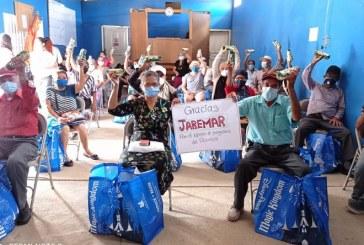 140 instituciones beneficiadas gracias a Grupo Jaremar y Cepudo capítulo Francisco Morazán
