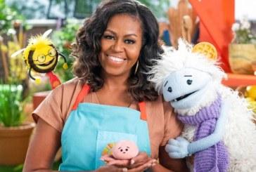 Michelle Obama lanzará un programa de cocina para niños en Netflix