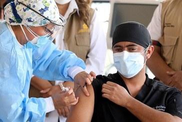 Proceso de vacunación continuará con un flujo corrido en los próximos días y meses asegura el Gobierno