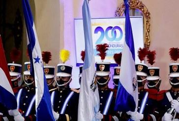 Inician oficialmente celebraciones en conmemoración del Bicentenario de Independencia