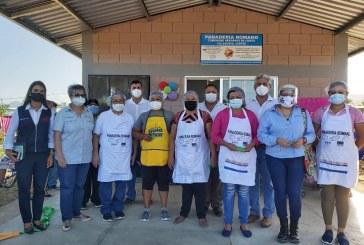 Grupo Jaremar dona productos de sus marcas líderes para capital semilla a la Panadería Romano