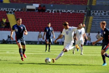 Honduras derrota 2-1 a Estados Unidos y tiene el primer boleto a los Juegos Olímpicos de Tokio