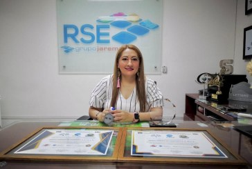 Grupo Jaremar es doblemente galardonada con el Sello Internacional RSC y RSE e Imagen Corporativa por Grupo ICPSA