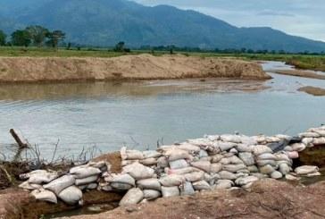CCIVS se compromete a reconstruir bordos del río Ulúa en sector sur de El Progreso
