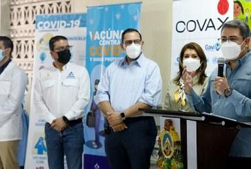 Gobierno inicia segunda campaña de vacunación contra la covid-19