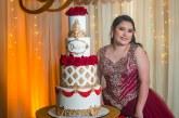 Mágica fiesta de princesa en los 15 años de Dania Jiménez