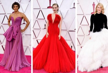 Los looks de la alfombra roja de los Oscar 2021