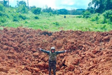 Fusina ha inhabilitado 10 narcopistas y decomisado unas seis toneladas de coca en lo que va del año