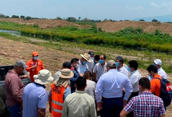 Ante amenazas de nuevas inundaciones Gobierno eliminará burocracia en procesos de reconstrucción de bordos del Valle de Sula