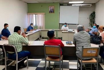 CCIVS se compromete a iniciar rehabilitación de bordos en Pantano y Bajos de Baracoa en 15 días