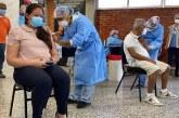 Región Metropolitana de San Pedro Sula inicia vacunación con Sputnik V a personal de salud público y privado