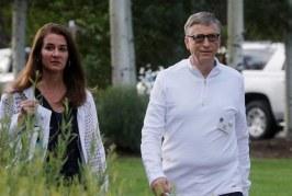 El mismo día que anunció su divorcio Bill Gates realiza multimillonario movimiento de acciones