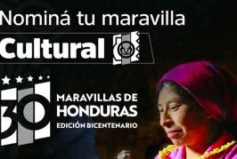Con más de 1.200 propuestas cierra fase de postulaciones de Las 30 Maravillas de Honduras
