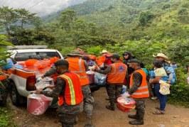 Al menos seis muertos y casi 340.000 afectados por fuertes lluvias en Guatemala