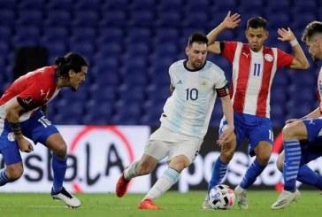 Argentina se alza con el triunfo ante Paraguay y pasa a cuartos de final de la Copa América