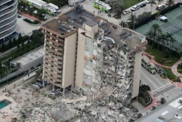 Al menos 51 desaparecidos tras colapso de un edificio en Miami