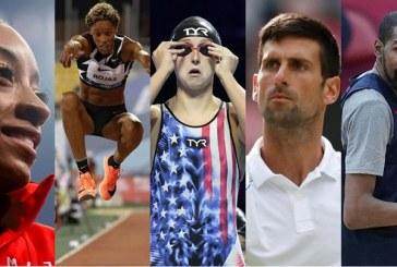 Las 15 estrellas a seguir en los Juegos Olímpicos de Tokio 2020