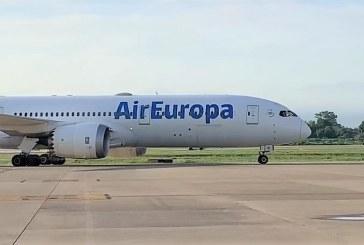 Desde esta semana Air Europa aumenta a 2 los vuelos semanales a San Pedro Sula