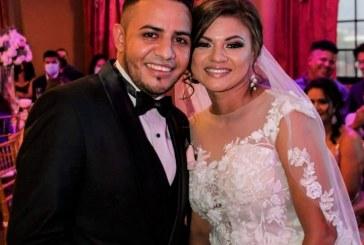 La boda de Gerson Pineda y Beatriz Leiva… emotiva y romántica
