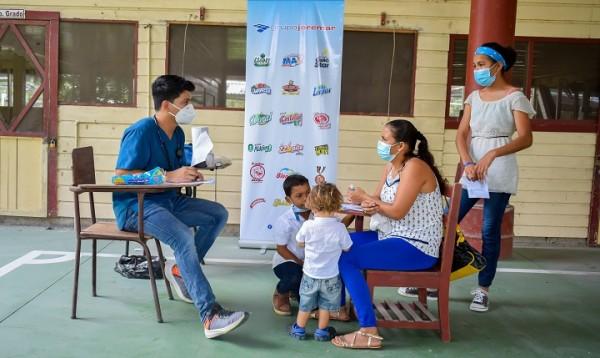 Grupo Jaremar contribuye con la salud de las familias hondureñas al realizar de brigadas médicas