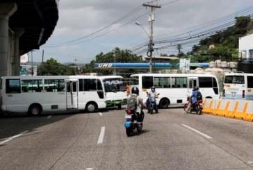 El impacto causado en la economía hondureña por el parao del trasporte oscila entre 600 y 700 millones de lempiras