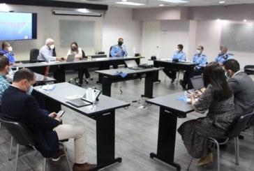 Reunión estratégica para afrontar Redes de tráfico de personas